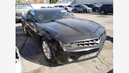 2011 Chevrolet Camaro LS Coupe for sale 101499828