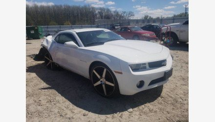 2011 Chevrolet Camaro LT Coupe for sale 101500555