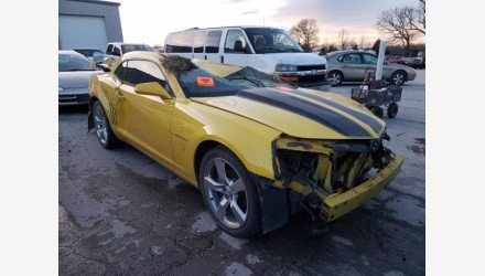 2011 Chevrolet Camaro LT Coupe for sale 101503332