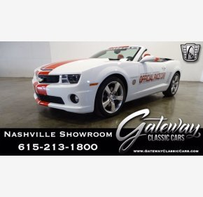 2011 Chevrolet Camaro SS Convertible for sale 101503746