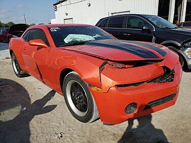 2011 Chevrolet Camaro LS Coupe for sale 101507715