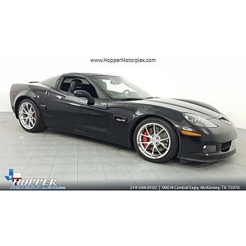 2011 Chevrolet Corvette Z06 Coupe for sale 101053635