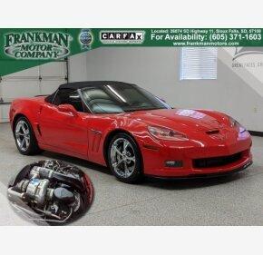 2011 Chevrolet Corvette Grand Sport Convertible for sale 101236256