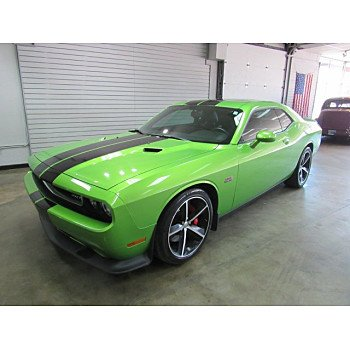 2011 Dodge Challenger SRT8 for sale 101157348