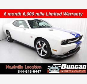 2011 Dodge Challenger SRT8 for sale 101276875