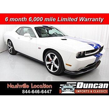 2011 Dodge Challenger SRT8 for sale 101276875