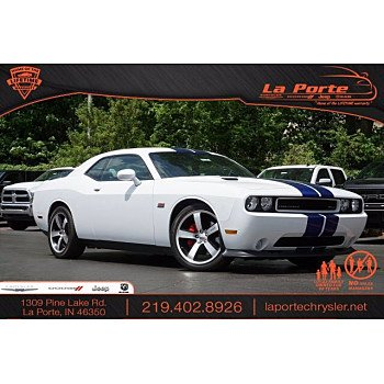 2011 Dodge Challenger SRT8 for sale 101502796
