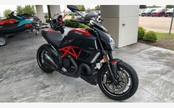 2011 Ducati Diavel for sale 200680205