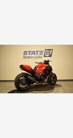 2011 Ducati Diavel for sale 200724070
