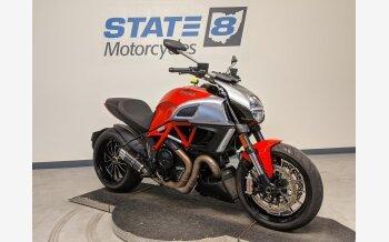 2011 Ducati Diavel for sale 200863004