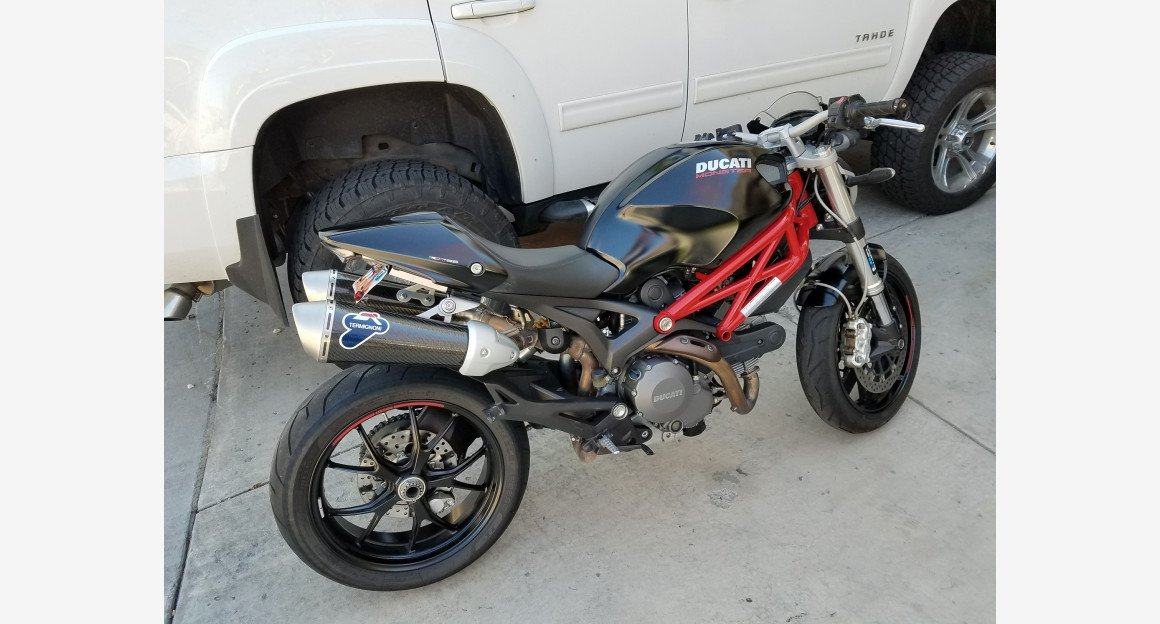 2011 Ducati Monster 796 for sale 200663277