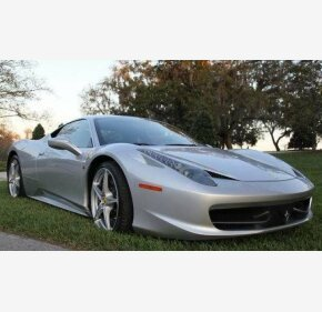 2011 Ferrari 458 Italia for sale 100973192