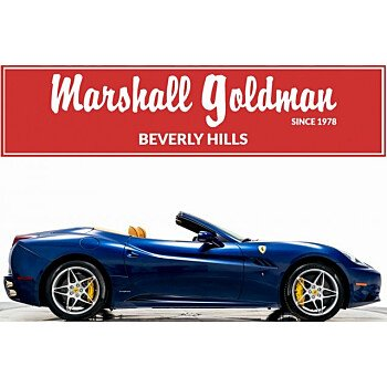 2011 Ferrari California for sale 101223008