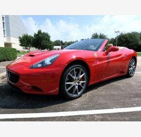 2011 Ferrari California for sale 101375459
