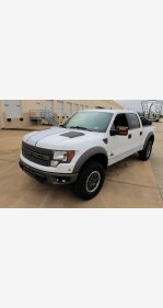2011 Ford F150 4x4 Crew Cab SVT Raptor for sale 101110970
