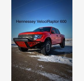 2011 Ford F150 4x4 Crew Cab SVT Raptor for sale 101113671