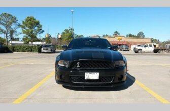 2011 Ford Mustang Shelby GT500 Coupe for sale 100759326