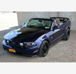 2011 Ford Mustang GT Convertible for sale 100993849