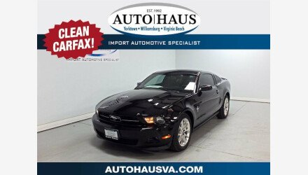 2011 Ford Mustang Coupe for sale 101063870