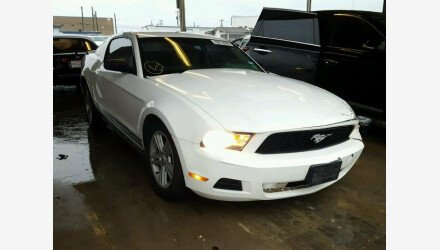 2011 Ford Mustang Coupe for sale 101064787