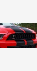 2011 Ford Mustang Shelby GT500 Convertible for sale 101074183