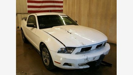 2011 Ford Mustang Coupe for sale 101104035