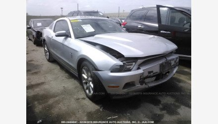 2011 Ford Mustang Coupe for sale 101109541