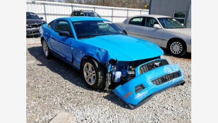 2011 Ford Mustang Coupe for sale 101110200