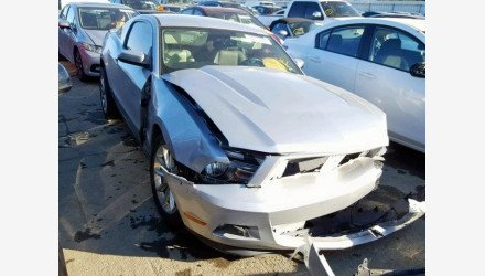 2011 Ford Mustang Coupe for sale 101112625