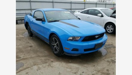 2011 Ford Mustang Coupe for sale 101123341