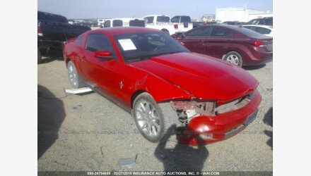 2011 Ford Mustang Coupe for sale 101123473