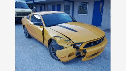 2011 Ford Mustang Coupe for sale 101125689