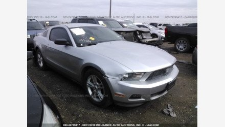 2011 Ford Mustang Coupe for sale 101125868