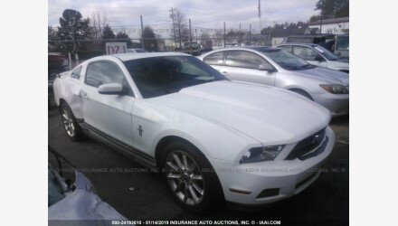 2011 Ford Mustang Coupe for sale 101127073