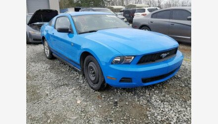 2011 Ford Mustang Coupe for sale 101129048