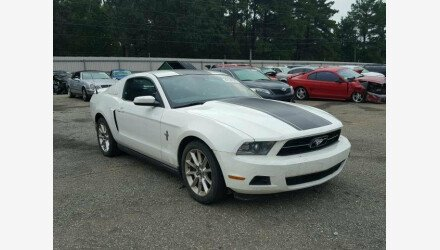 2011 Ford Mustang Coupe for sale 101129108