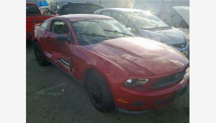 2011 Ford Mustang Coupe for sale 101129769
