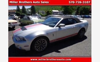 2011 Ford Mustang Shelby GT500 Convertible for sale 101146100