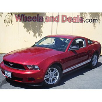2011 Ford Mustang Coupe for sale 101207018
