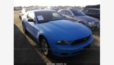 2011 Ford Mustang Coupe for sale 101218818