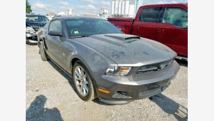 2011 Ford Mustang Coupe for sale 101222570