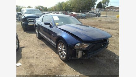 2011 Ford Mustang Coupe for sale 101224531