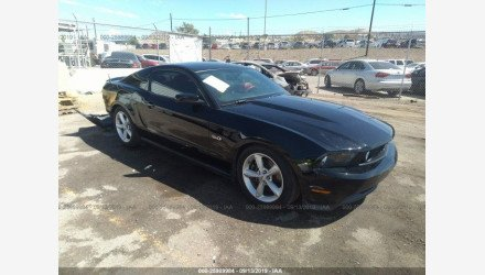 2011 Ford Mustang GT Coupe for sale 101230327