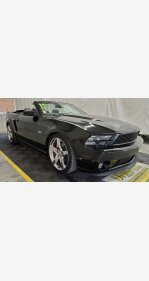 2011 Ford Mustang GT Convertible for sale 101232842