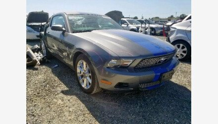 2011 Ford Mustang Coupe for sale 101235303