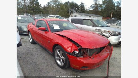 2011 Ford Mustang Coupe for sale 101236027
