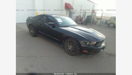 2011 Ford Mustang Coupe for sale 101238957