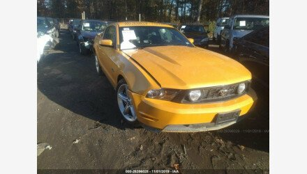 2011 Ford Mustang GT Coupe for sale 101252786
