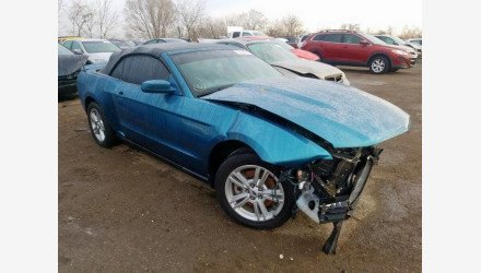 2011 Ford Mustang Convertible for sale 101253327