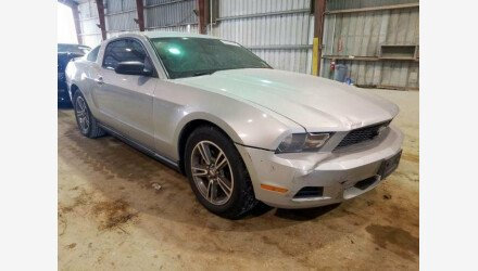 2011 Ford Mustang Coupe for sale 101271525